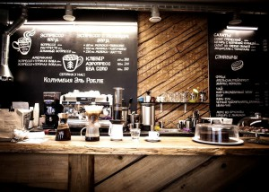 сколько стоит открыть кофейню
